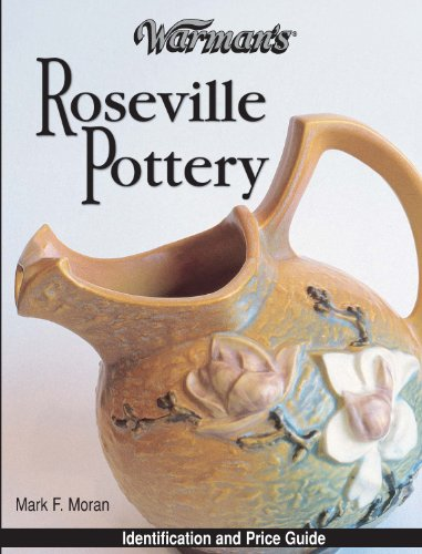 Warmans Roseville Pottery Identification And Price Guide Vol I