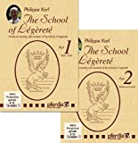The School of Legerete Part 1 & 2 by Philippe Karl - DVD Set of 2