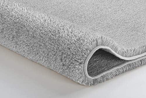 Kleine Wolke 5405189360 Badteppich Relax 60 x 100 cm grau