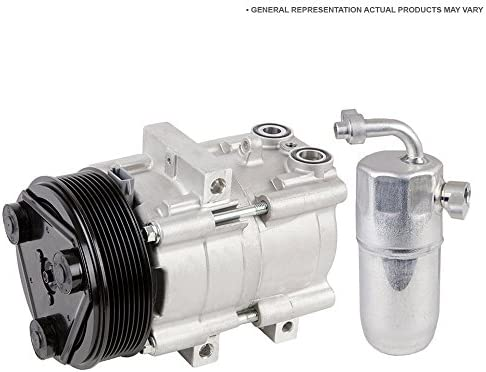 Amazon.com: AC Compressor w/A/C Drier For Hyundai Accent & Kia Rio 2012 2013 2014 - BuyAutoParts 60-86635R2 New: Automotive