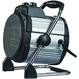 Heater Ceramic Util12.5A 120V Homebasix Caster Cups DQ1016A 045734642515