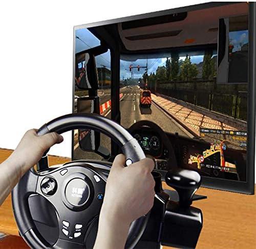 WYJW Simulateur de Conduite USB PC, Volant de - Actualités des Jeux Videos