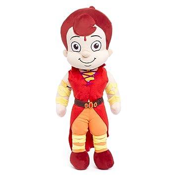 Chhota Bheem Super Bheem Plush Toy - 40 cm