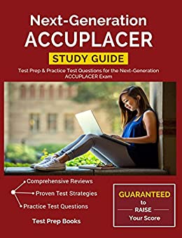 Free Study Guide for the ACCUPLACER® test