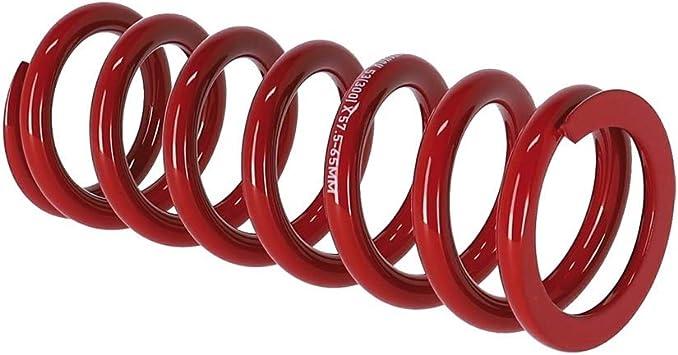 Travel 57.5-65mm RockShox Metric Coil Spring Length 151mm Red 600 lbs