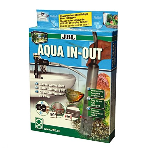 JBL Wasserwechselset für Aquarien, Zum Anschluss an den Wasserhahn 7002019