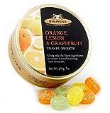 Simpkins Orange, Lemon and Grapefruit Drops (Pack of 6)