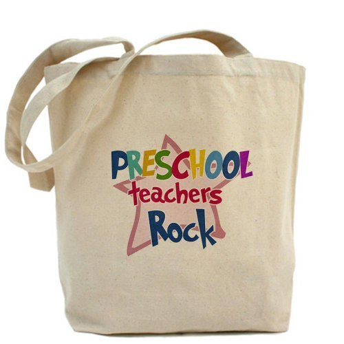 Preescolar Profesores Rock – Bolso by CafePress by CafePress