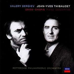 Grieg: Piano Concerto in A Minor / Chopin: Piano Concerto No. 2 in F Minor ~ Thibaudet / Gergiev