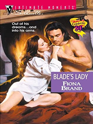 book cover of Blade\'s Lady