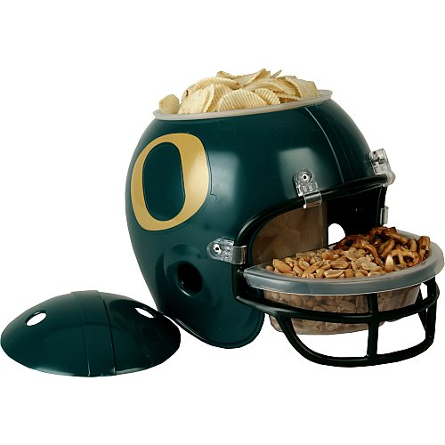Ncaa Snack Helmet - WinCraft NCAA University of Oregon Snack Helmet