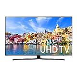 Samsung UN40KU7000 40-Inch 4K Ultra HD Smart LED TV (2016 Model)