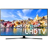 Samsung UN43KU7000 43-Inch 4K Ultra HD Smart LED TV (2016 Model)