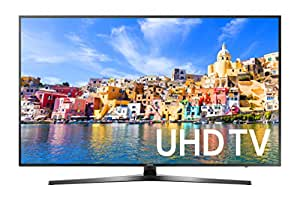 Samsung UN55KU7000 55-Inch 4K Ultra HD Smart LED TV (2016 Model)