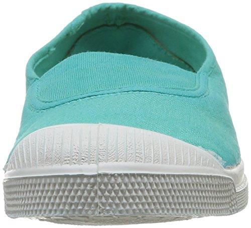 Bensimon Tennis - Zapatillas de Deporte de canvas mujer verde - Vert (Menthe 639)