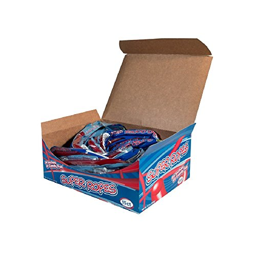 Super Ropes Rollin' Red, 30 Count