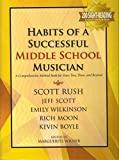 img - for Habits of a Successful Middle School Musician - Percussion book / textbook / text book