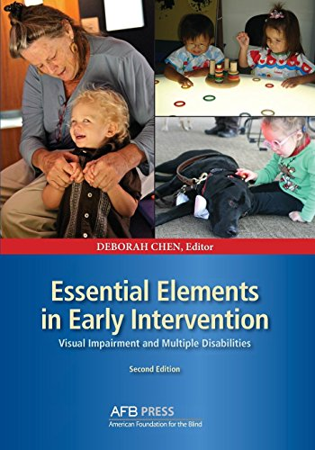 Essential Elements in Early Intervention: Visual Impairment and Multiple Disabilities, Second Edition