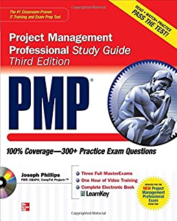 pmp project management professional study guide third edition rh amazon com Karin's PMP Study Guide PMP Study Guides PDF