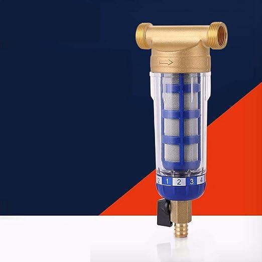 Kaxima Prefiltro, del hogar, del tubo de agua de filtración ...