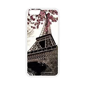 "GTROCG Eiffel Tower Phone Case For iPhone 6 (4.7"") [Pattern-1]"