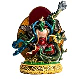 Feng Shui Taykar Drozangma - Goddess of Long Life W Free Fengshuisale Red String Bracelet W1633