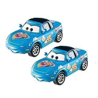Disney/Pixar Cars Dinoco Mia and Dinoco Tia Vehicle 2-pack