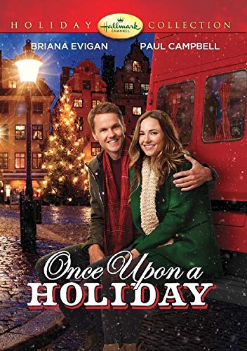 Once Upon A Holiday (Gotta Santa Catch)