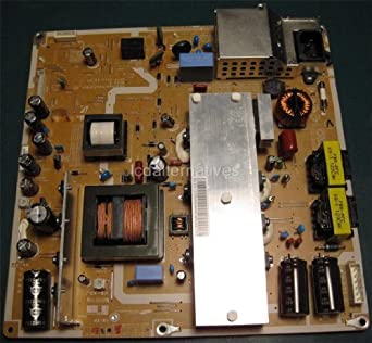 Samsung PN51D530 Plasma TV Repair Kit, Capacitors Only, Not the Entire Board