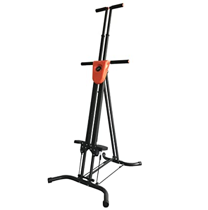 seveni vertical Climber ejercicio máquina plegable escalada Stepper Fitness gimnasio/casa entrenamiento total elevador Bar