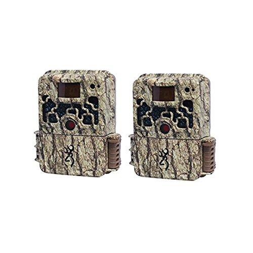 (2) Browning BTC-5 Strike Force 10MP Infrared Digital Game Trail Camera