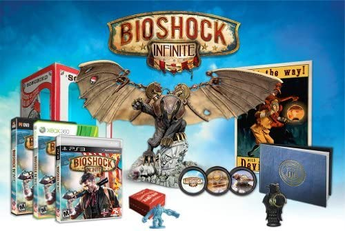 Bioshock Infinite: Ultimate Songbird Edition - Playstation 3 by 2K: Amazon.es: Videojuegos