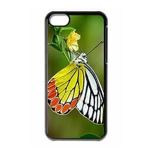 SHJFDIYCase Design DIY Butterfly Best Phone Case for Iphone 5C, DIY Phone Case SHJF-522400