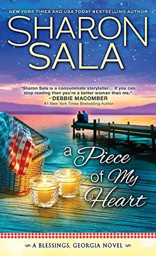 A Piece of My Heart (Blessings, Georgia Book - Muffin Magic