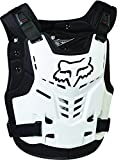 Fox Racing Proframe LC Roost Deflector (L/XL, White)