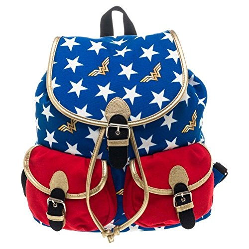Children's Wonder Woman Costume Uk (DC Comics Wonder Woman Knapsack)