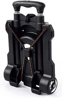 Uzinb V/ástago en T Amortiguador de aleaci/ón de Aluminio 4 Secci/ón Bastones telesc/ópicos del bast/ón