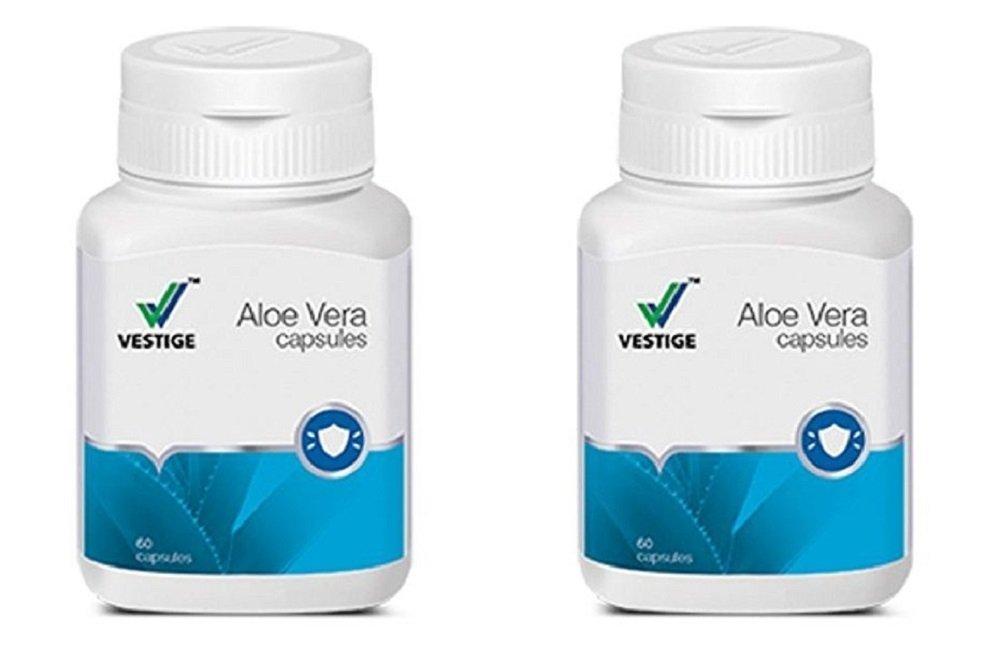 Amazon.com: Vestige Aloe Vera (60 cápsulas): Health ...