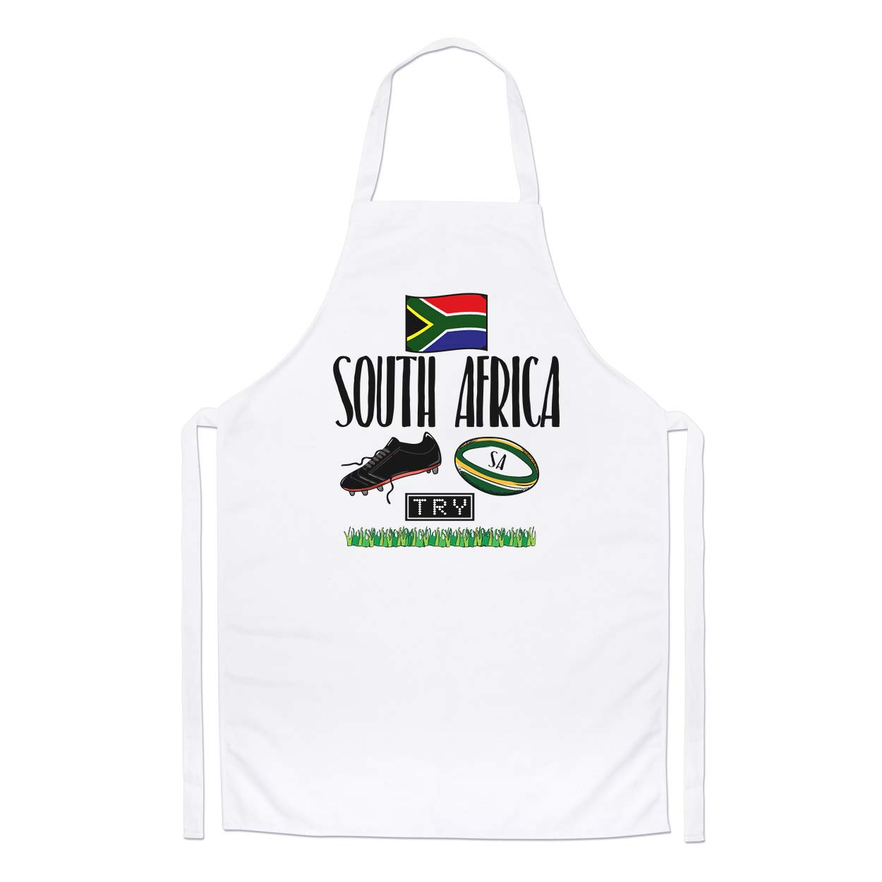 Rugby South Africa Chefs Apron Gift Base