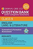 Oswaal CBSE CCE Question Bank with Complete Solutions for Class 9 Term I (April to Sep. 2016) English Lang. & Lit (Old Edition)