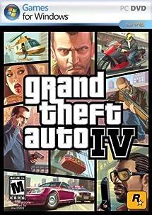 Grand Theft Auto IV: PC: Video Games - Amazon com