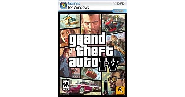 Amazon com: Grand Theft Auto IV: PC: Video Games