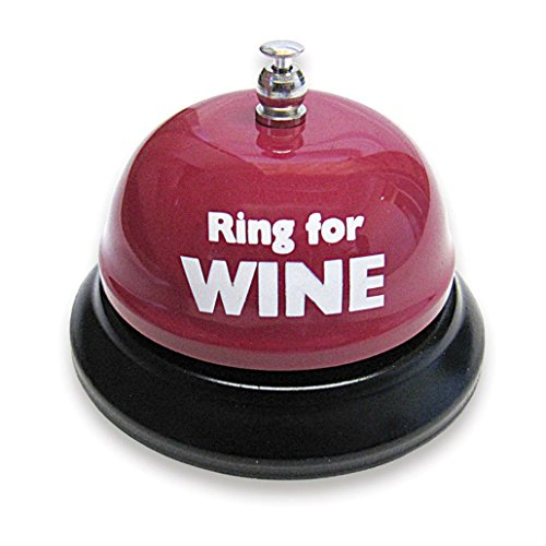 1 Ring For Wine Bell bachelorette gag gift adult novelty table elephant from Unknown