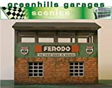 Greenhills Scalextric Slot Car Building Silverstone Timekeepers Hut Model 1:43 Scale MB23