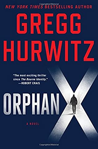 book cover of   Orphan X