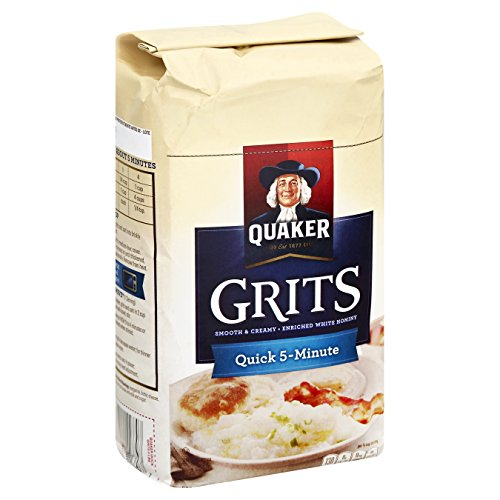 Quaker Quick 5 Minute Grits, 5 lb Bag