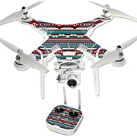Skin For DJI Phantom 3 Professional – Southwest Stripes | MightySkins Protective, Durable, and Unique Vinyl Decal wrap cover | Easy To Apply, Remove, and Change Styles | Made in the USA