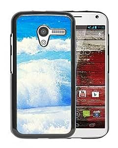 Nature Pure Sunshine Sea Wave Durable High Quality Motorola Moto X Phone Case