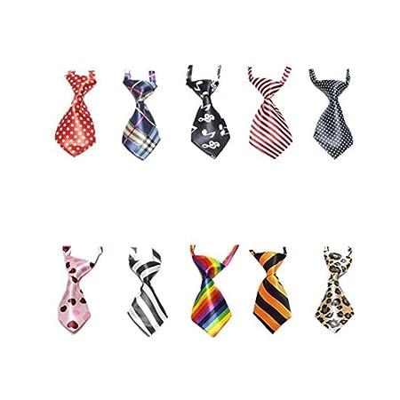 Wudi - 10 Nudos de Gato pequeño, Corbata Decorativa para el Cuello ...