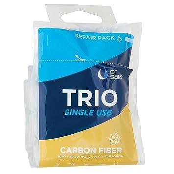 Dr Sails Trio - Carbon Fibre Kit - Single Use: Amazon.es: Deportes y aire libre